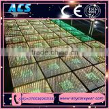 ACS 2015 popular 3D disco dance floor led ball dmx /dmx 3D pixel led ball