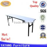 metal and plywood square wholesale light banquet folding table and chairs                                                                         Quality Choice