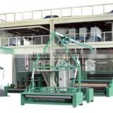 pp spunbonded nonwoven fabric making machine for shopping bag/baby diaper/face mask