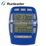 Blue Digital Kitchen Timer Cooking Baking Bakery Clock Alarm Gadget