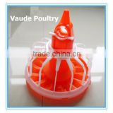 vaude poultry broiler pan feeding pan for broiler chickens in poultry farming