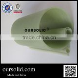 OURSOLID provide fiberglass braided tube , fiberglass growing tube, fiberglass reinforced pipe