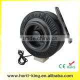 "6"",8"",10"",12"" Hydroponic Centrifugal Blower Inline Duct Fan"