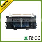 24cores Low insertion loss horizontal type pc 2 in 2 out fiber optic ftth splice closure