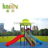 2015 Kindergarten Kids Used Commercial Outdoor Play Structures Playground