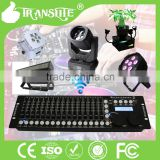 Guangzhou DMX512 led stage lighting controller for stage lighting moving head light controller