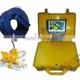 New Arrival Pipeline Inspection Camera Detect Video Camera Drain Pipe Sewer 20M 7'' LCD