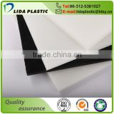Wholesale High Density Black and Natural UHMW Plastic PE Sheet                                                                         Quality Choice