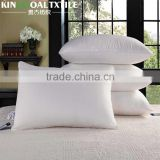 Hotel wholesale imitated 100% cotton soft 51x66cm pillow inserts Blank pillow                                                                         Quality Choice