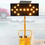 solar arrow board trailers