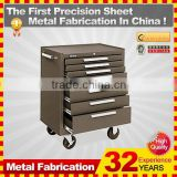 Kindle 17-Drawers,4 Casters Stable Steel Garage Tool Cabinet tool box with drawers