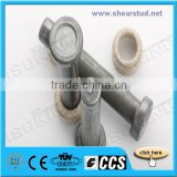 Composite Steel Flooring Construction Headed Shear Connector Studs                                                                         Quality Choice