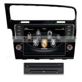 Multimedia car audio GPS bluetooth for Volkswagen Golf 7