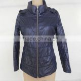 clothing factories in china, fashion cheap clothing dresses jacket for women windbreaker middle aged plus size women clothing