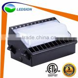 Outdoor IP65 CREE Super Power ETL Approved 13500LM 150w led wall pack light (277V 347V 480V)