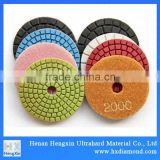 hot sale diamond polishing pad for polishing marble, granite, stone, glass