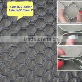 Metal Hex Grid Refractory Lining / Hex Mesh Grid used for Blast Furnace