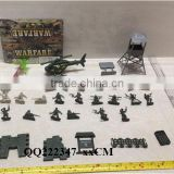 hot toys cheap toys military play set with map