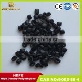 natural color recycled HDPE granules,black hdpe granules,low price,recycled hdpe pellets