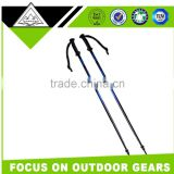 Ningbo product quality trekking pole hiking stick a ski pole outdoor climbing trekking poles
