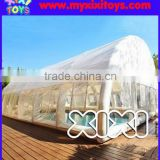 Large inflatable swimming pool tent, inflatable water pool canopy, pool inflatable cover