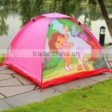 Dora kids play bus tent with tunnel