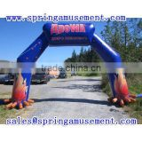 high quality and popular advertising inflatable arch or inflatable archway for sale sp-ah021