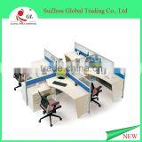 China manufacturer hot sale office furniture wooden MDF executive desk manager table office boss table