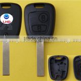 Suprice Price for Car remote key Peugeot 407 blade 2 buttons remote key shell case cover