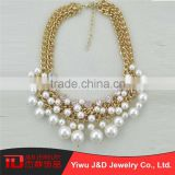 Factory direct sales all kinds of bulk bubblegum beads chunky necklace