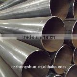CRC black or bright annealed welded steel pipe