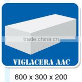 Autoclaved Aerated Concrete Block - Viglacera - 600x300x200