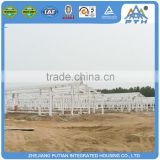 Worldwide used prefabricated poultry chicken house farm building