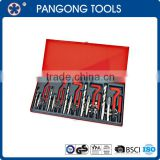 131pcs Thread Repair Tool Set with tap and drill