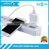 Cell phone charge kiosk electric bike battery charger