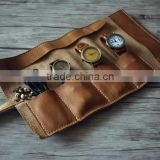 Hot sale and high quality watch roll case leather                                                                         Quality Choice                                                     Most Popular