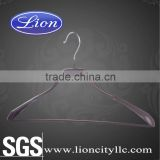 LEC-M5019 metal wire hangers for dry cleaners