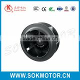 380V 133mm kitchen industrial exhaust electrical fan