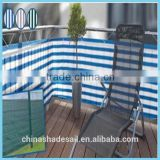 100% Virgin HDPE Plastic Screen Fence balcony privacy screen, Fence Privacy Screen