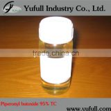 Piperonyl Butoxide 95% TC, PBO, CAS 51- 03-6, pyrethroid insecticide supplier,