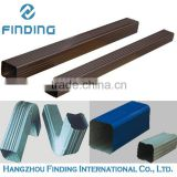 downpipe building material, new arrival construction use down pipe, high quality rainwater down pipe