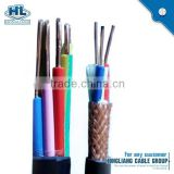pvc swa core cable armoured xlpe cable 4 core cable 0.6/1kv copper 5 x 1.5 copper screened control cable