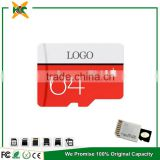 100% original capacity micro card sd card 64gb for Samsung Evo+ (80mb/s)