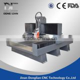 new china jinan single head 4th axis 6090 4 axis cnc router engraver machine for dsp controller