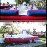 inflatable foam pit / foam dance pit for dance parties for sale