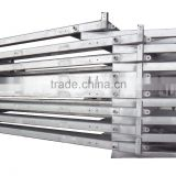 Customized stainless steel boat trailer frame fabrication factory