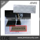 Top10 Hot Selling Car Parking lot ISO18000-6C EPC GEN2 Paper and Aluminium uhf rfid tag in Jemis Security
