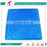 CE EN124 passed SMC manhole cover for Dubai