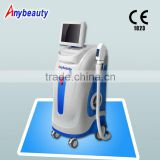 Vertical CE Approved Two Handles IPL Bikini Hair Removal SHR Super Hair Removal Device SK-9 1-50J/cm2