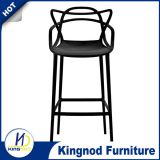 New Design Master Commercial Bar Furniture Black High Plastic Stool Chair